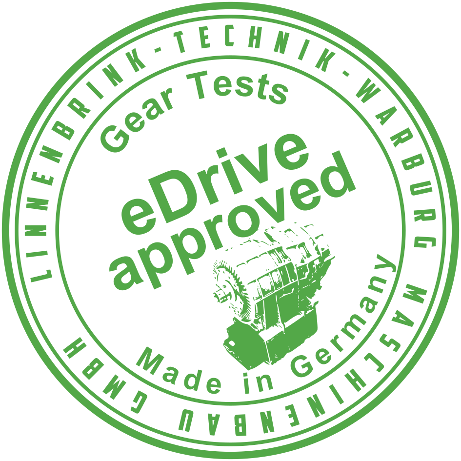 eDRIVE APPROVED