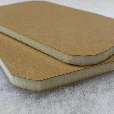 Insulation reinforcement roof boards